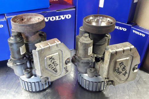 Oprava Haldex spoky Volvo